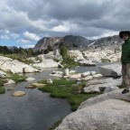 Return to 20 Lakes Basin