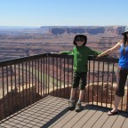 Dead Horse Point and Island in the Sky
